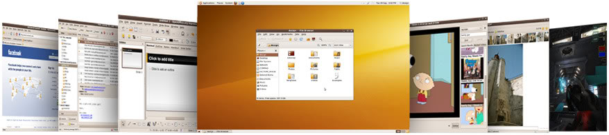 Ubuntu 9.10 Karmic Koala Features Tour