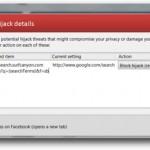 BrowserProtect, evita que se cambie la página de inicio y se instalen motores de búsqueda en Firefox