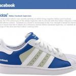 Las zapatillas Adidas de Twitter y Facebook