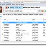 GrooveWalrus, cliente para escuchar música de GrooveShark y Last.fm