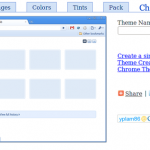 Chrome Theme Creator Online: Crea tu tema para Chrome